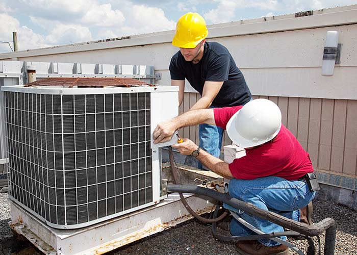 24 hour ac repair contractors in Houston